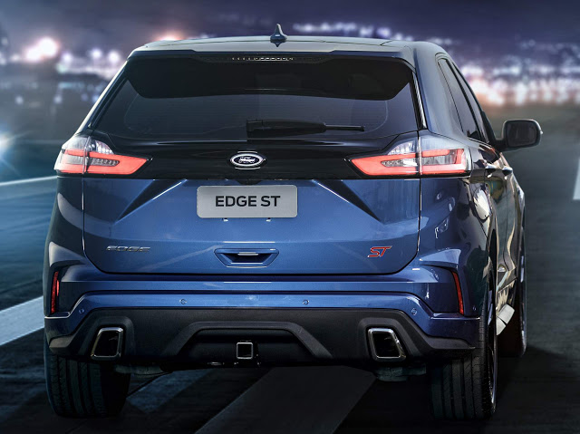 Novo Ford Edge ST 2020: fotos, preços e detalhes - Brasil
