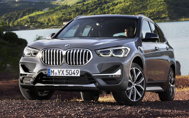 Novo BMW X1 2020 chega ao Brasil com facelift - preços