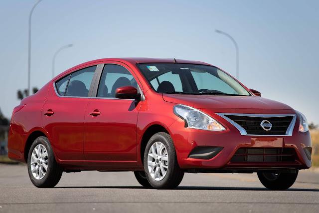 Nissan Versa V-Drive 2021: fotos, preços e detalhes