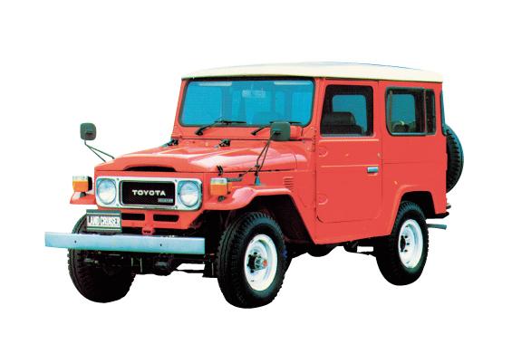 Toyota anuncia produção de peças de reposição para o Bandeirante