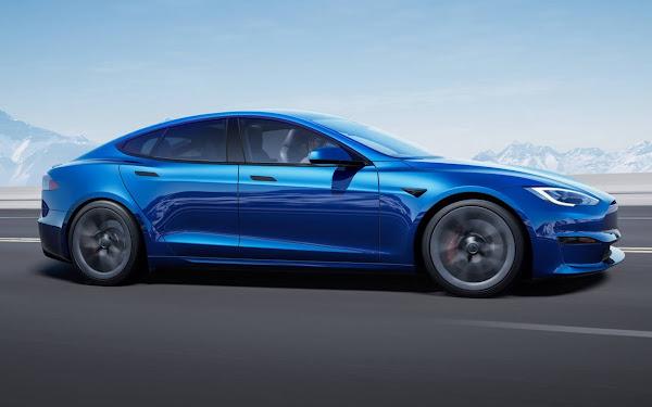 Tesla registra vendas e lucros recordes no 3º trimestre de 2021