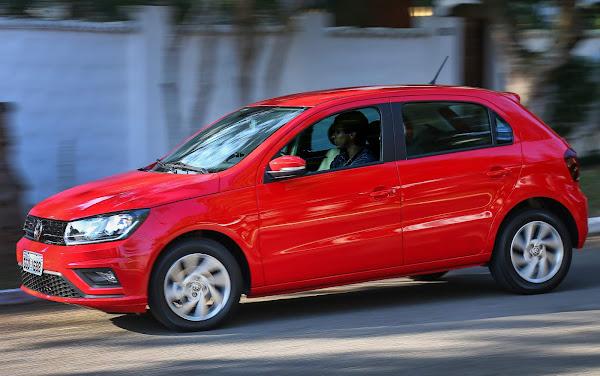 VW lidera mercado em outubro com boas vendas de T-Cross e Gol